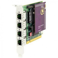 Digium TE412P Quad T1/E1 PCI Card