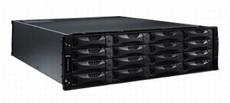 Equallogic PS-5000E SAN with 16x 750GB HDD 2x SATA Control Modules