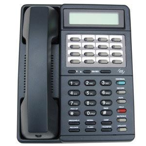 ESI IVX EKT-A 16 Key Analog Display Phone