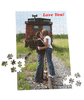 Custom Personalized Jigsaw Puzzle|252 pieces| Includes a Cardboard Box with Picture of Puzzle