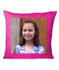 "Custom Personalized Throw Pillows - 17""x17"" Add your Own Picture Design"