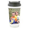 Custom Personalized Travel Mugs / Add Your Own Picture / Photo & Name