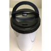 I Love You More w Heart Travel Mug / Add a Name to the ther Side
