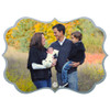 "Custom Personalized Benelux 11.5"" x 8"" Metal Photo Panel Wall Art  w/ Your Photo, Art or Design w/Shadow Mounts Ready to Hang"
