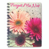 Custom Personalized Spiral Notebooks - Add your own Picture / Design on 4 Sides