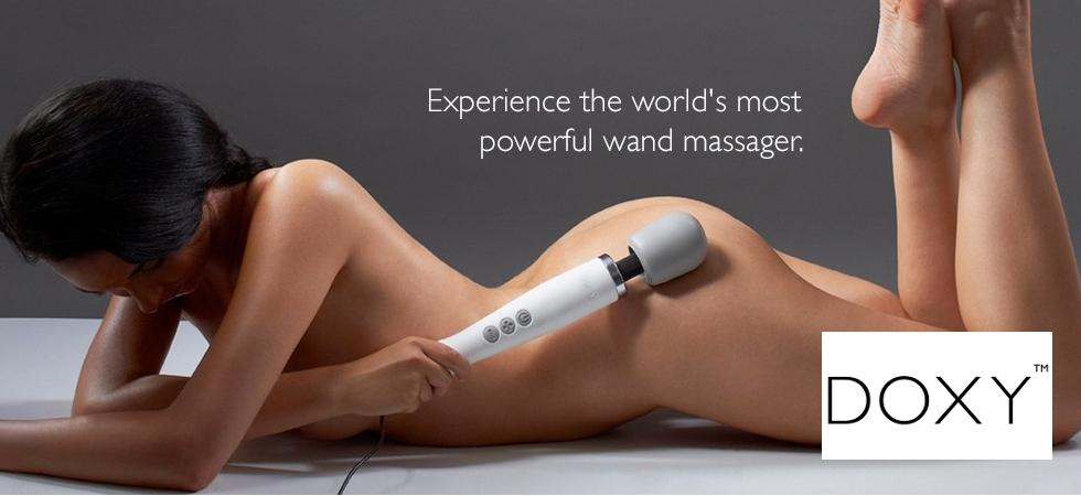 Doxy Massage Wands
