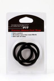 Silicone 3 Ring Kit Medium