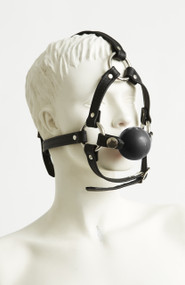 Ball Gag Headharness