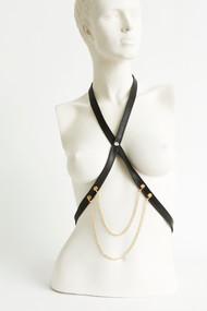 Ebony Body Harness