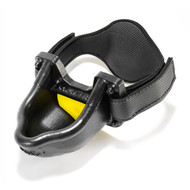 Urinal Strap On Gag - Black