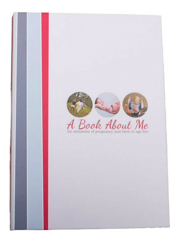 A Book About Me - 2015