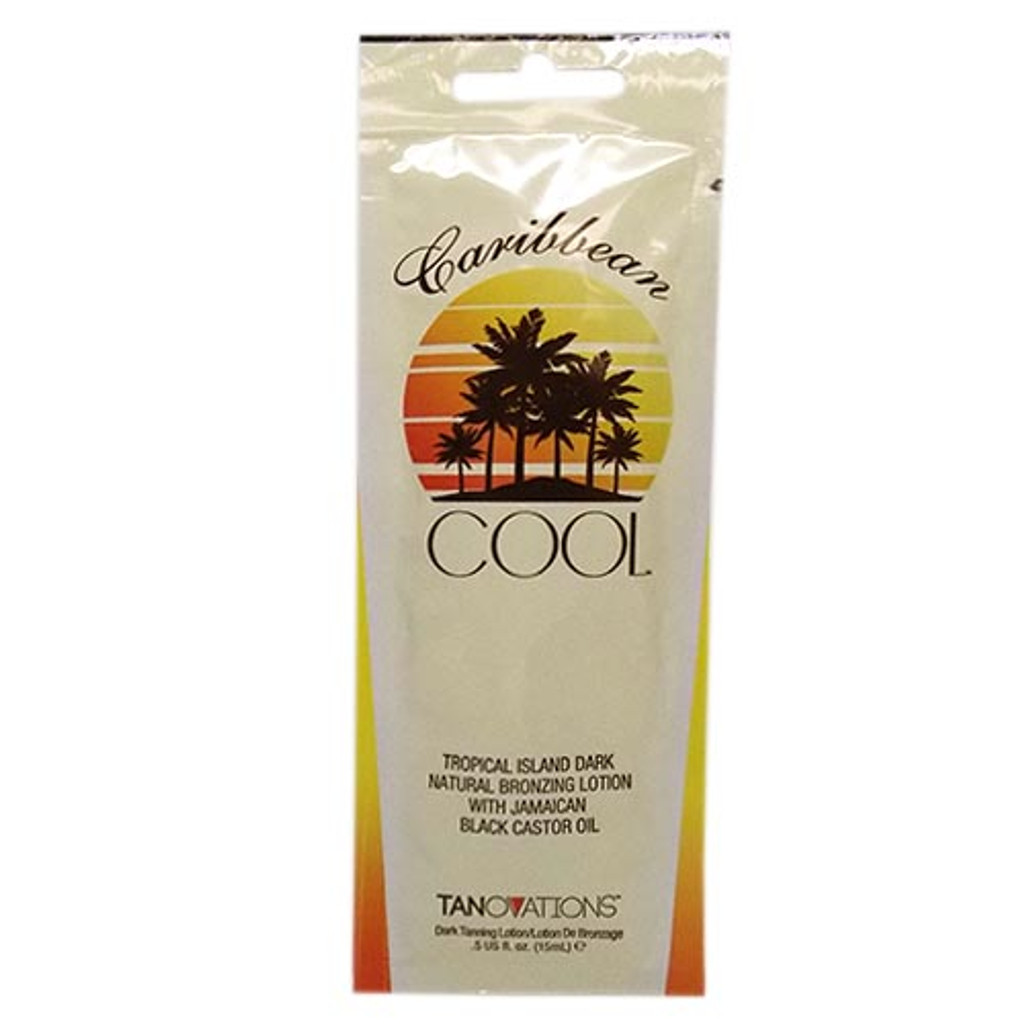 Tanovations CARIBBEAN COOL Natural Bronzer - .5 oz. Packet