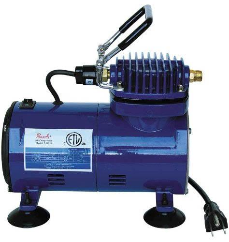 Paasche D500 1/8 HP Airbrush Compressor