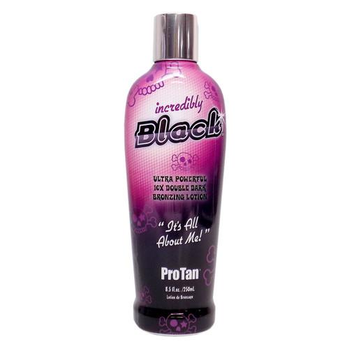 Pro Tan Incredibly Black 10X Double Dark Bronzing Lotion - 8.5 oz.