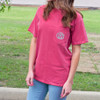 Personalized Comfort Color Tshirt