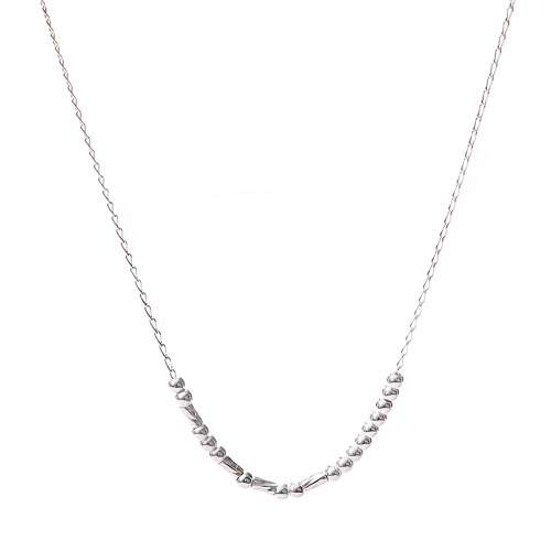Fearless Morse Code Necklace
