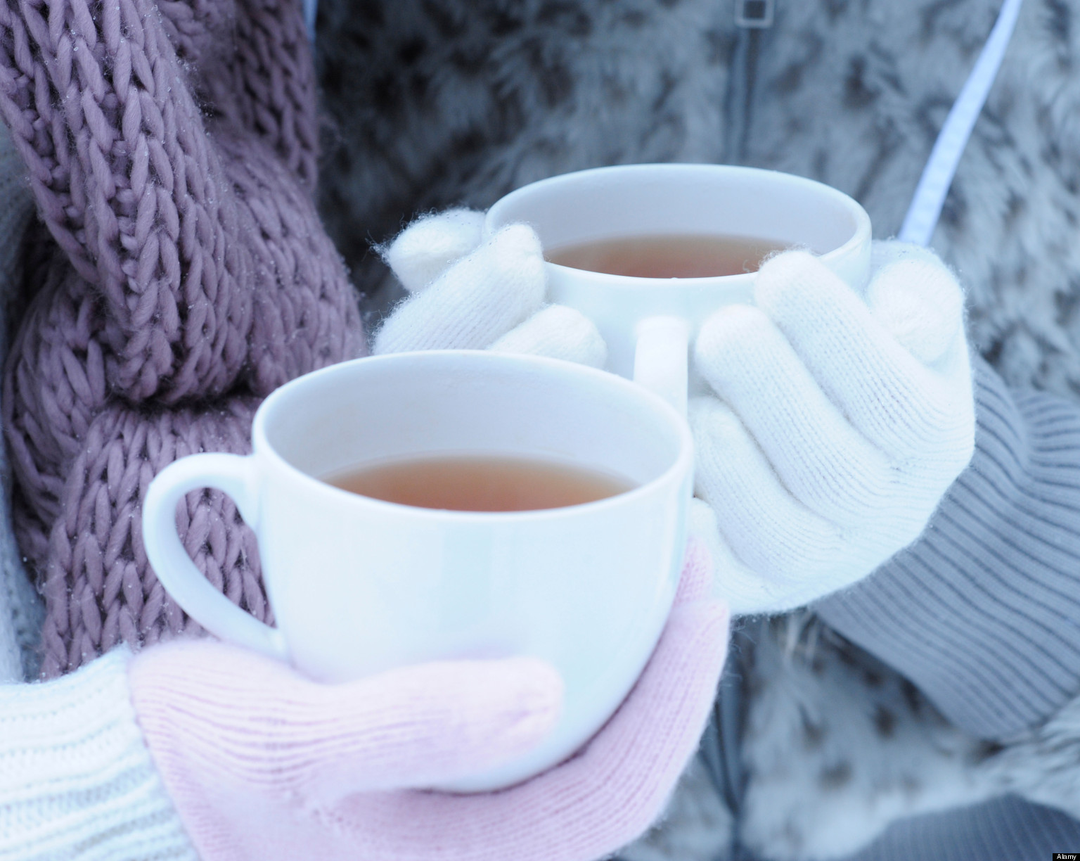 Why Drink Tea In Hot Weather
