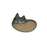 Tea Bag Holder - Tuxie Cat