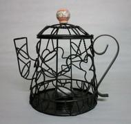 Wired Teapot - Tea Light Holder