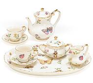 Children Miniature Tea Service Set