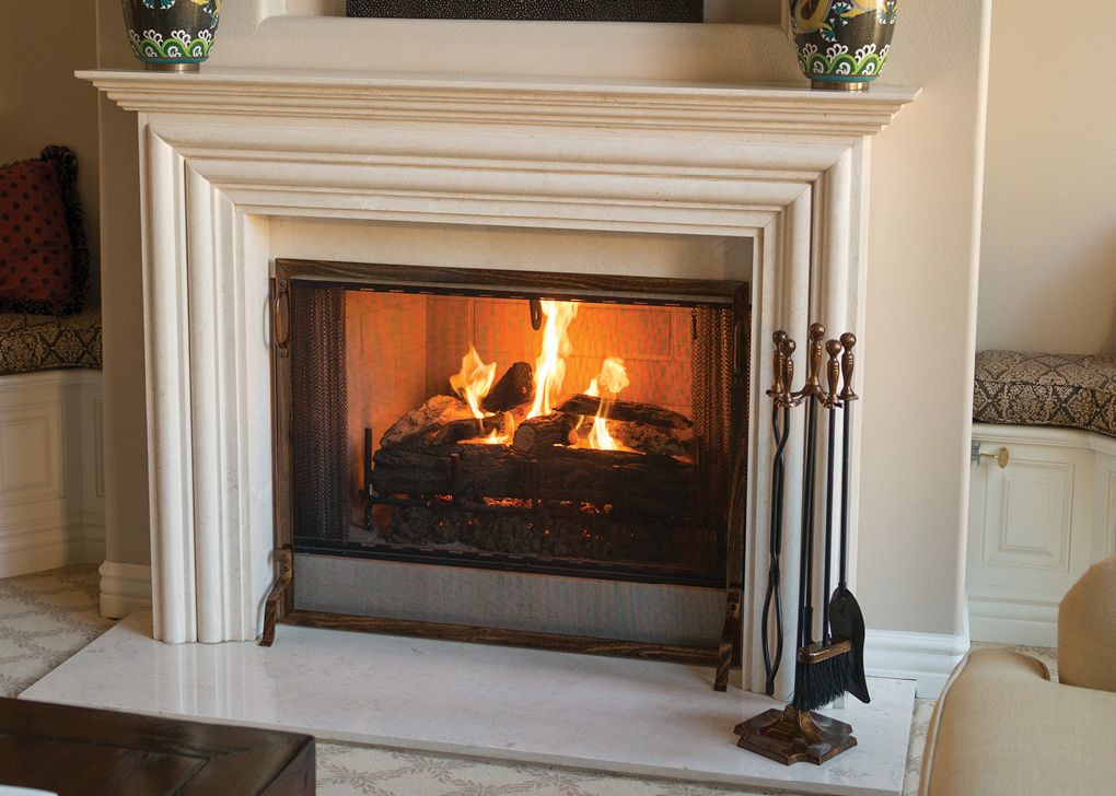 Fireplace Accessories - Black Swan Home