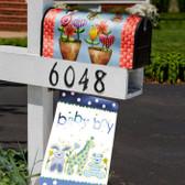 Mini Flag Mailbox Pole