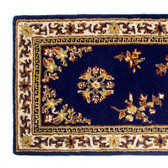 Blue Rect. Oriental Rug