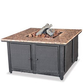 Granite Top LP Firepit