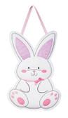 Easter Bunny Felt Door Hanger