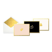 Wedding Icon Note Cards