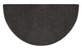 "Black Polyester 27"" x 48"""