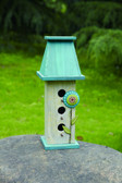 Flower Decor Birdhouse