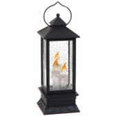 "11"" Candle Lighted Lantern"