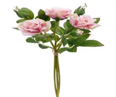 "14"" Princess Rose Bunch 2 Asst"
