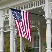 American Regular Size Applique Flag