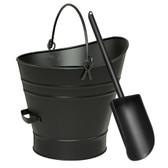Small w/ Scoop, Traditional Pellet Bucket