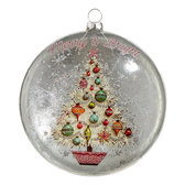 """5"""" Merry and Bright Ornament"""