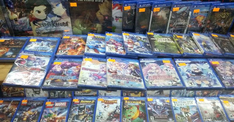 Ps Vita All Games : Ps vita games videogamesnewyork