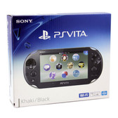PS Vita Slim 2000 [KHAKI / BLACK]