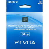PLAYSTATION VITA MEMORY CARD (64GB)