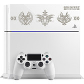 PlayStation 4 System [God Eater 2: Rage Burst Edition] (Glacier White) [JAPAN]