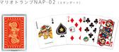 """Nintendo Japan """"Mario CARTOON"""" Playing Card Set (POKER CARDS) NAP-02"""
