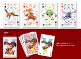 "Nintendo Japan ""Pokemon Y"" Playing Card Set (POKER CARDS)"