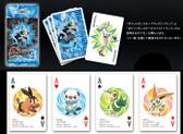 """Nintendo Japan """"Pokemon Black 2"""" Playing Card Set (POKER CARDS)"""