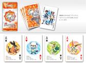"""Nintendo Japan """"Pokemon White 2"""" Playing Card Set (POKER CARDS)"""