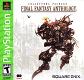 Final Fantasy Anthology (Greatest Hits) PS1
