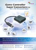 PS2 to PS3 & PS4 Controller Converter P4-SBK