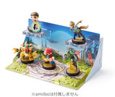 Diorama Kit for amiibo Super Smash Bros. Nintendo Wii U