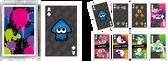 Splatoon Trump 01 [GEAR] Playing Card Set (POKER CARDS)