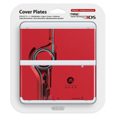 NEW NINTENDO 3DS COVER PLATES - N. 059 Xenoblade  Chronicles